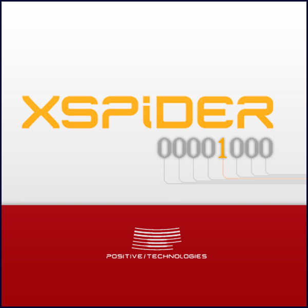 Positive Technologies XSpider